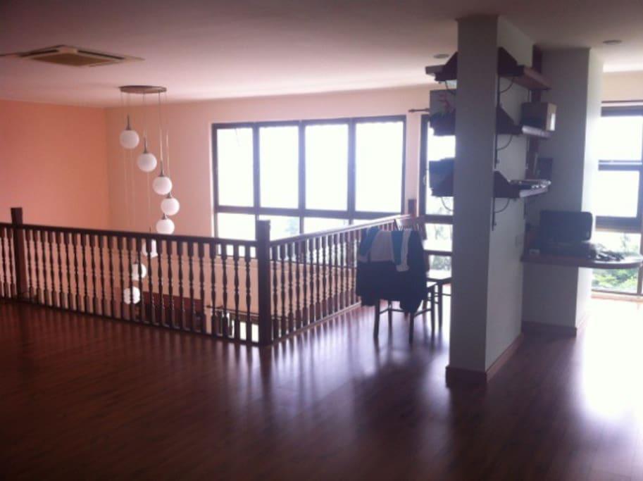Very clean, nice and spacious condominium