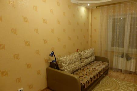 Уютная комната недалеко от Невы - Kirovsk - Huoneisto