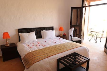Riad+Pavillons en Ferme Ecologique  - Agadir