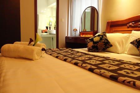 Transit Inn - Hulhumale, Maldives - Hulhumale - Oda + Kahvaltı