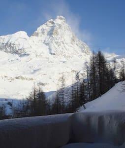 Ski and golf Cervinia apnt.