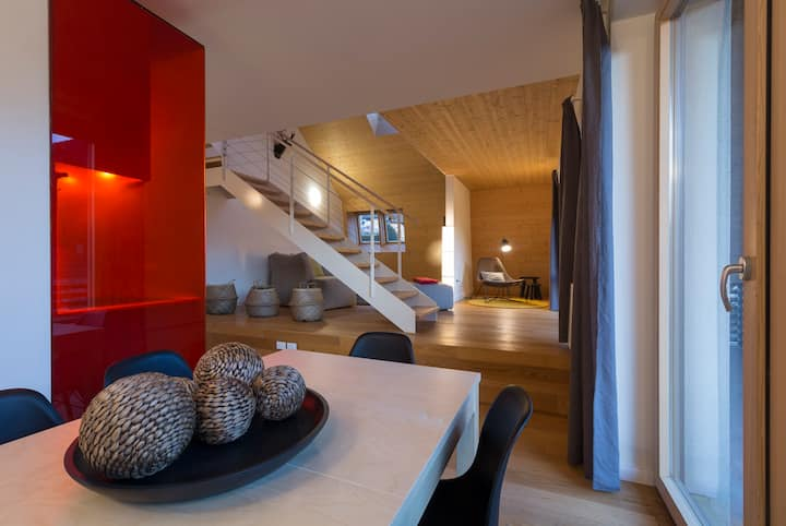 Quercus Apartments 37 - Relaxing Penthouse