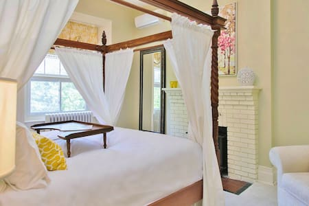 Historic & Spacious Two-Bedroom Luxury Suite