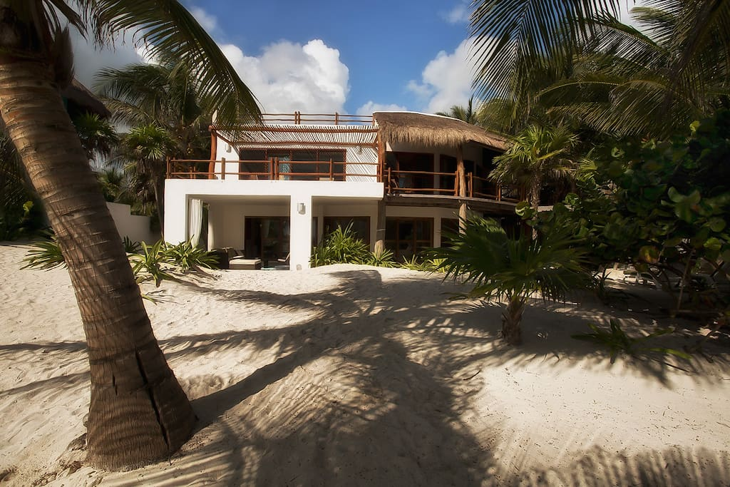 Casa carolina tulum the ultimate tulum villa villas for Villas quintana roo