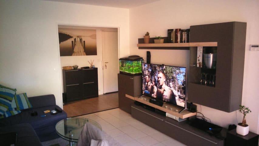 Logement proche Paris - Meaux - Lägenhet