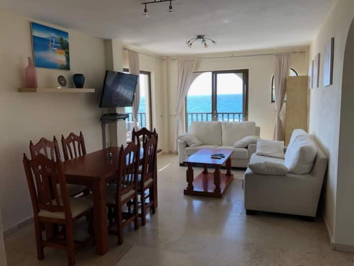 2 Bed Apt Front Line Beach Torrenueva Playa