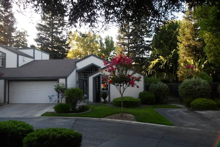 Fresno Home near Ntl. Parks