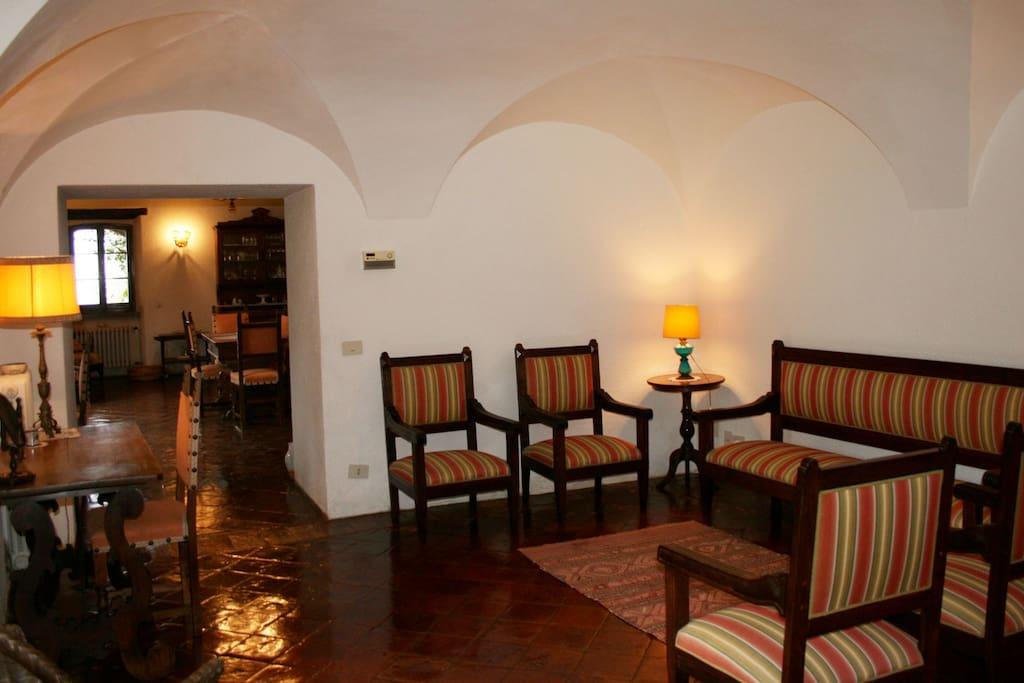ancienne demeure de campagne villas louer acquasparta ombrie italie. Black Bedroom Furniture Sets. Home Design Ideas
