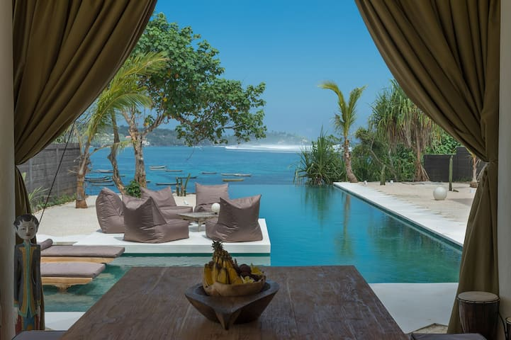 Villa Kingfisher Lembongan -  1 bedroom waterfront