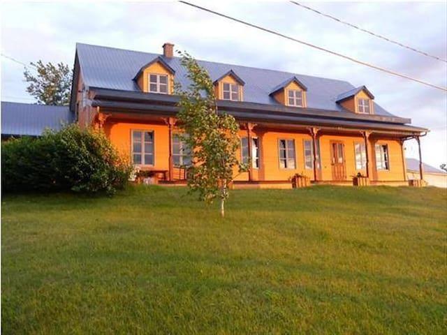 Appartement Lac-St-Jean - Métabetchouan-Lac-à-la-Croix - Apartment