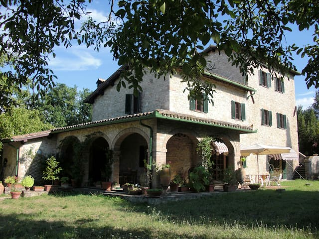 Ancient Rural Residence - Acquasparta - Villa