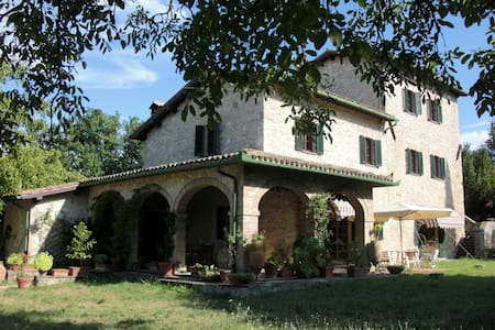 Ancient Rural Residence - Acquasparta