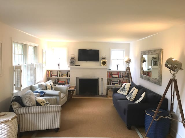 Perfect Hedges Lane Cottage (3bed) - Amagansett - Casa
