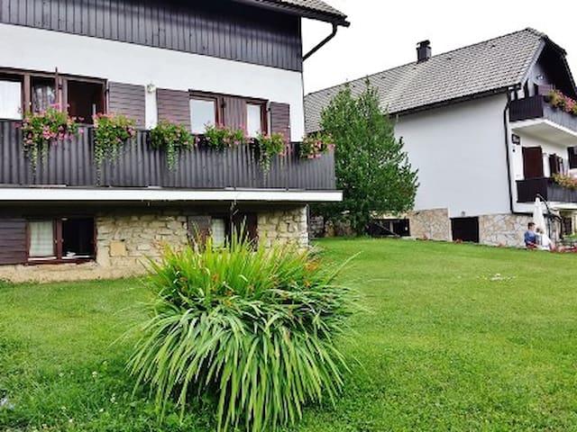 Etno Garden Apartment Comfort (1) - Plitvica Selo - Apartmen