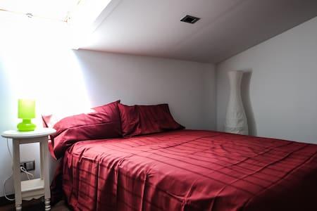 Bright & quiet Attic/Loft - 70m2 - Els Hostalets de Balenyà - House