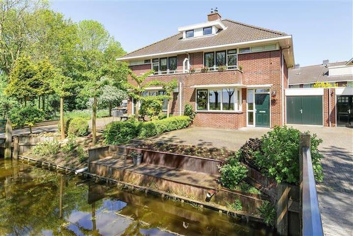 Plattelandsvilla nabij Amsterdam