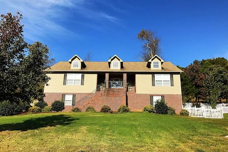 Beautiful Mountain View Home in TN - Jonesborough - Rumah