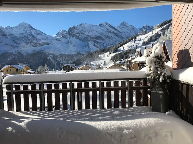 A little bit of paradise - Mürren - Appartement