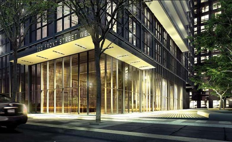 Downtown Luxury Suite - Entertainment District - Toronto - Appartement en résidence