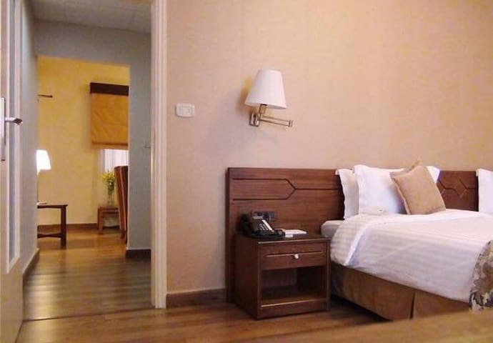 Beirut Apart Suite 1bedroom & 1LivingRoom Hamra