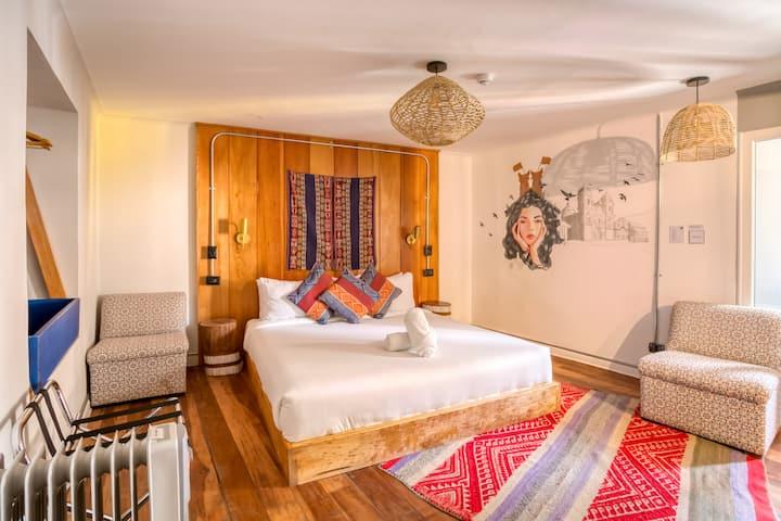 Selina Cusco Saphi - Deluxe Room