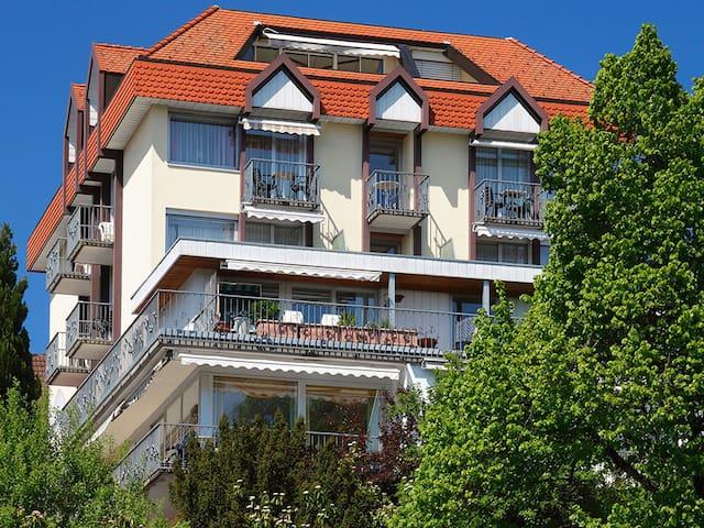 """Hotel Kammerer, (St. Georgen), Einzelzimmer """"klein"""" mit Dusche/WC und Balkon"""
