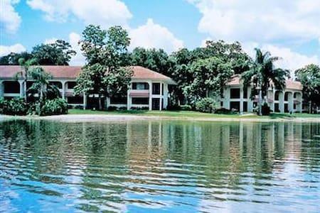 Harder Hall Lakeside Villas Resort - Pis