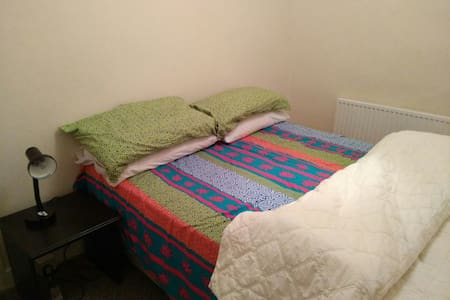 Lovely double room in town centre - Swansea - Szoba reggelivel