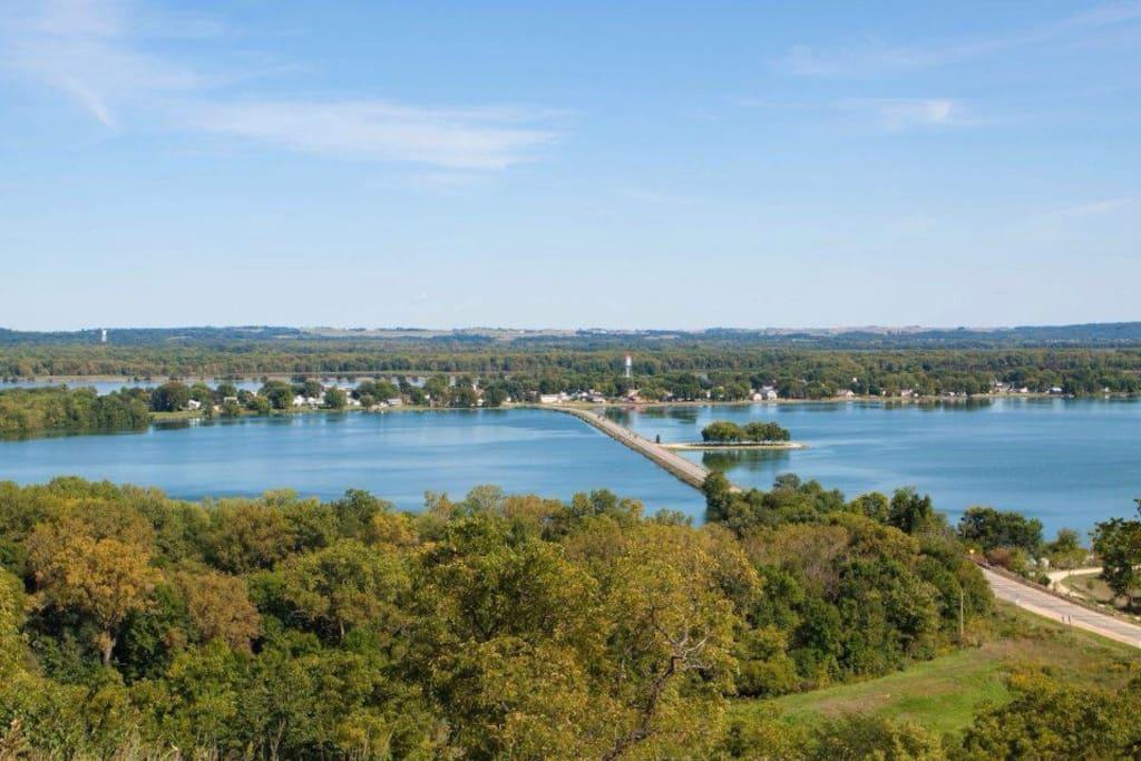 Sabula Iowa on the mighty Mississippi