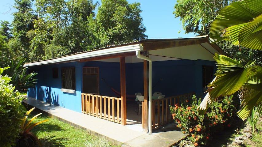 Caribe Luna Azul apartment - Cahuita - Apartemen