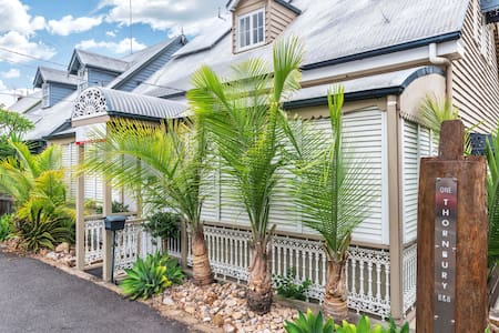 A charming Boutique B&B, Brisbane - Spring Hill