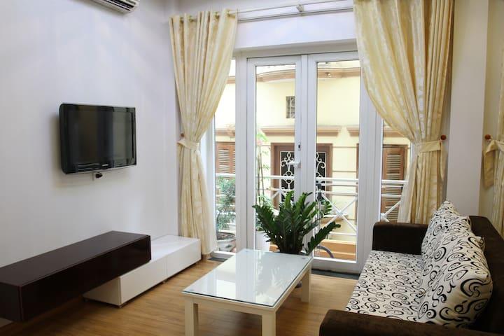 Modern Apartment in Central Hanoi - Hanói - Departamento