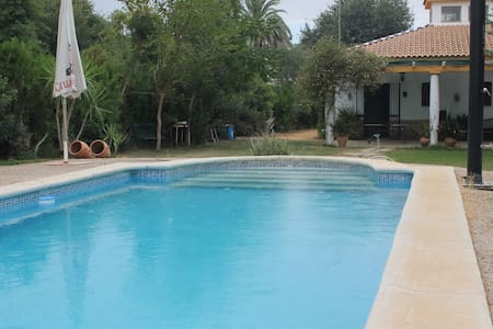 Magnifico Casa rural  con piscina - Torrepalma - Xalet