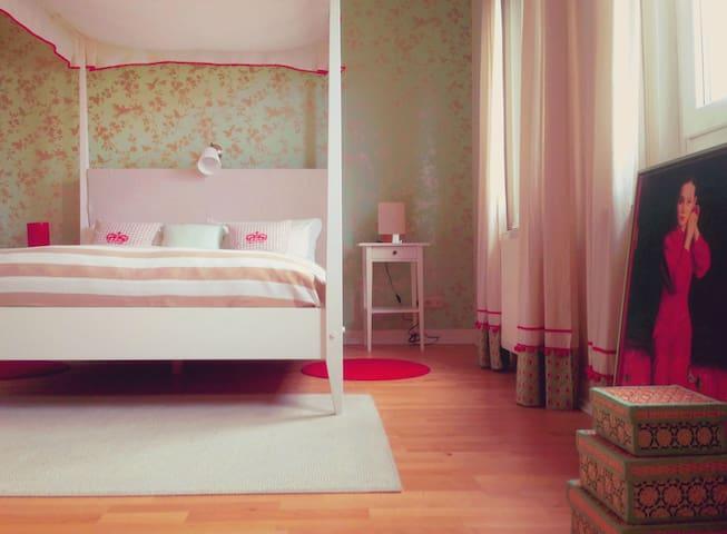 3 schöne Zimmer, B&B an der Lahn. - Villmar Falkenbach - Bed & Breakfast