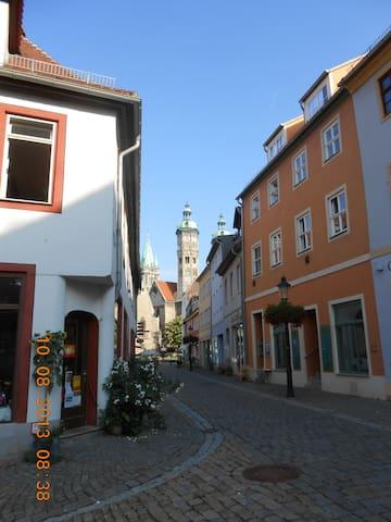 Wohnen am Dom - Naumburg (Saale) - Квартира