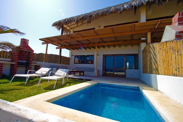 Casas de Playa Marazul - Organos - Pension