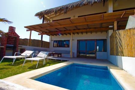 Casas de Playa Marazul - Organos - 宾馆