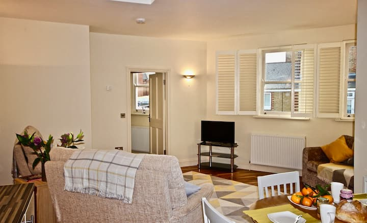 The Whitstable Retreat minutes from the town!