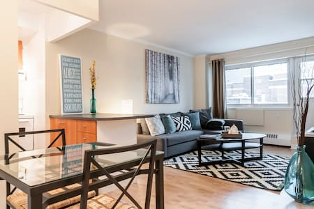 Stylish Apartment-Downtown Montreal - Montreal - Apartment