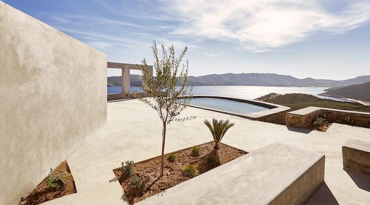 White Dune Villa by Mykonos Dunes