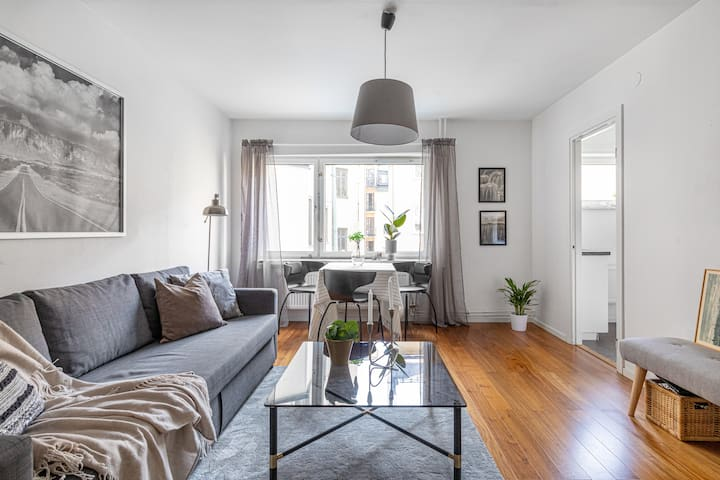 Perfect Apartment in the City Center of Stockholm