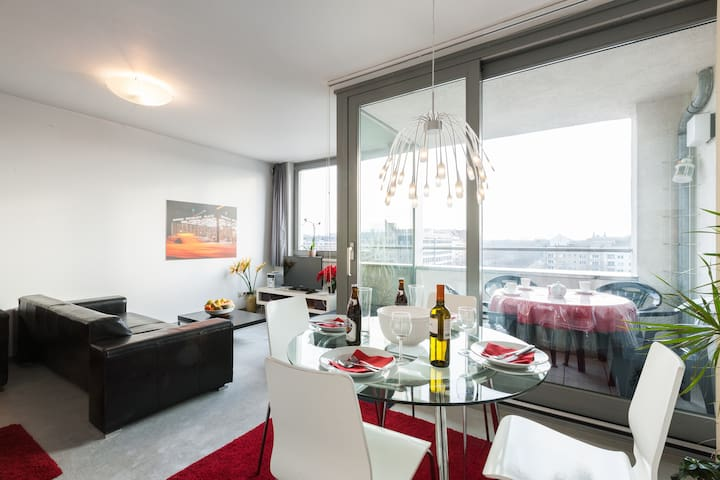 Fantastic view in a superlocation - Berlijn - Appartement