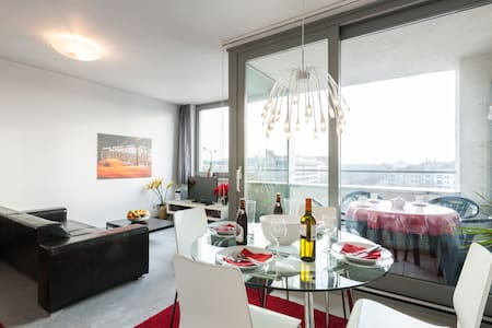 Fantastic view in a superlocation - Berlin
