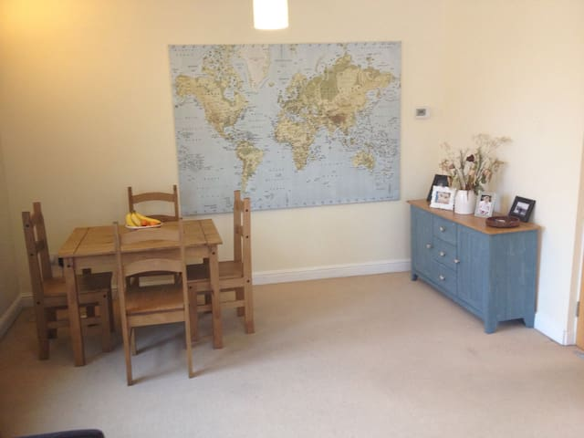 Ideally located apartment in Tunbridge Wells - Royal Tunbridge Wells - Daire