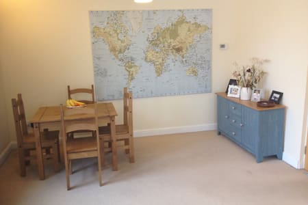 Ideally located apartment in Tunbridge Wells - Royal Tunbridge Wells - Apartamento