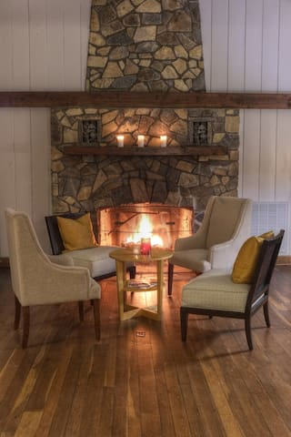 Cabin retreat minutes from uptown - Charlotte - Cabaña