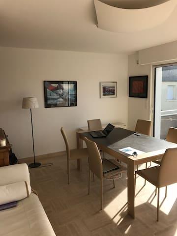 Maison vue mer au Roaliguen - Sarzeau - House