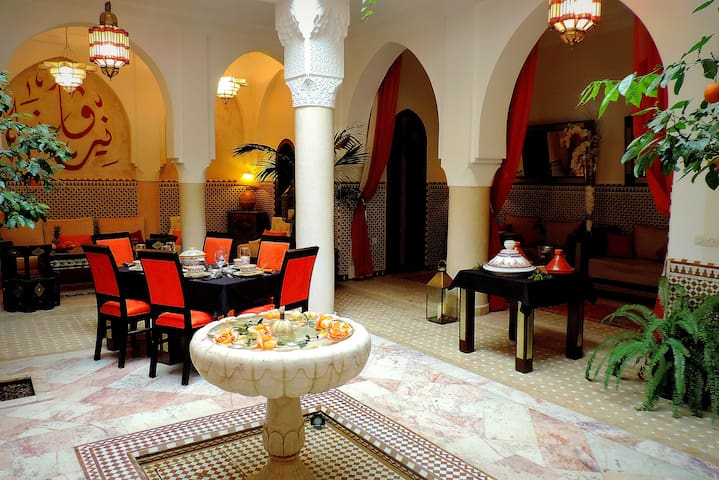Charming and cosi Riad ! - Marrakesh - Bed & Breakfast