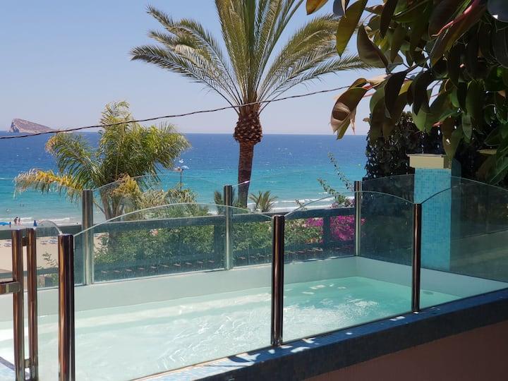 Sea Dreams House. La Cala Benidorm-Playa Poniente