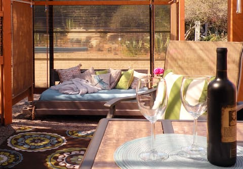 Divine Outdoor Space at The Nest!